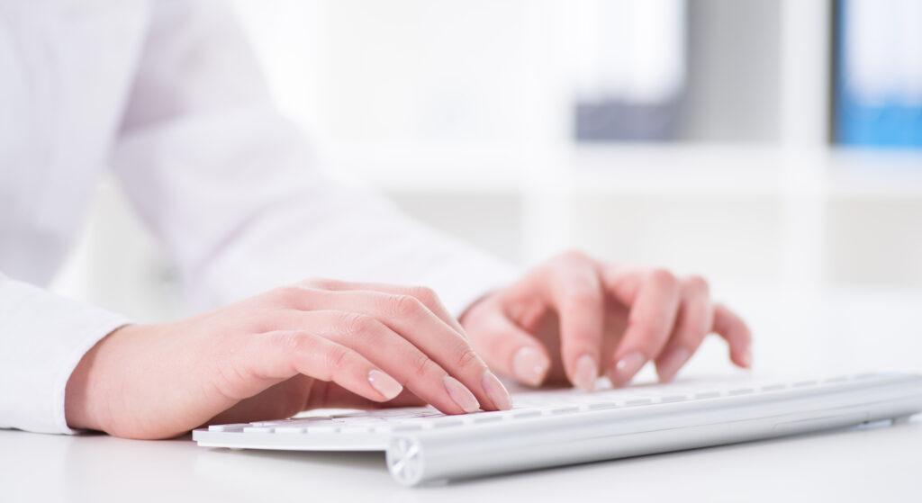 10-Fingerschreiben am Computer